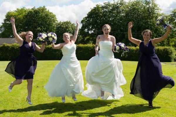 brides-bridesmaids
